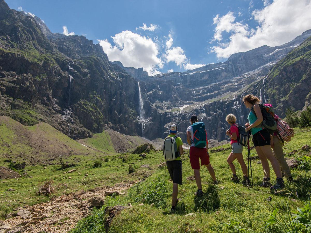 Adiou Pirenèus Rando-Hotel - Agence de Voyage PyrenÔrizon Voyages Vic en Bigorre Occitanie