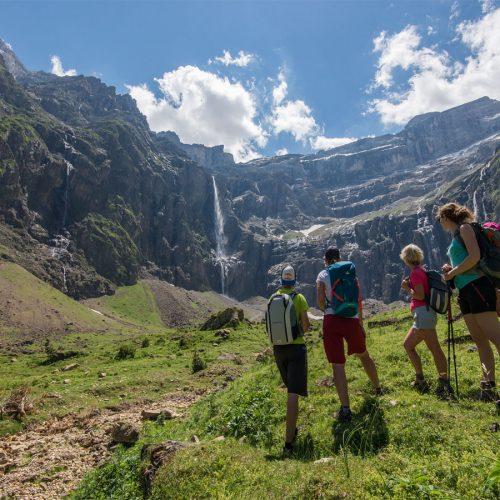 Randos & Camping - Agence de Voyage PyrenÔrizon Voyages Vic en Bigorre Occitanie